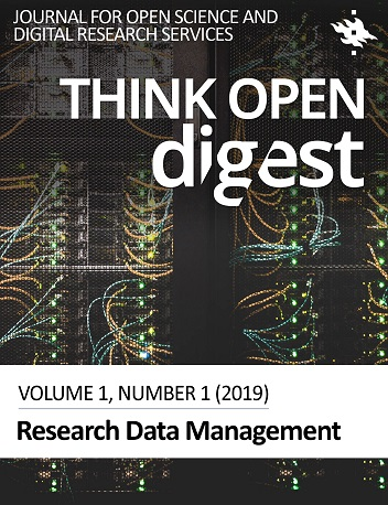 Think Open Digest 1/2019 cover