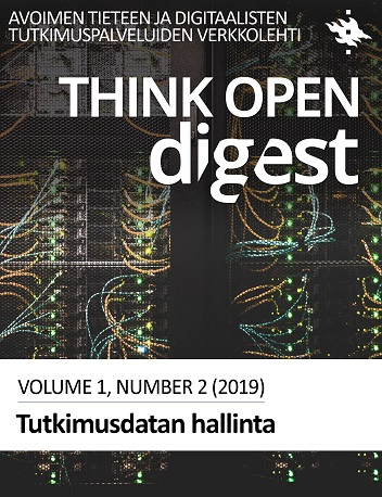 Think Open Digest 2/2019 kansi