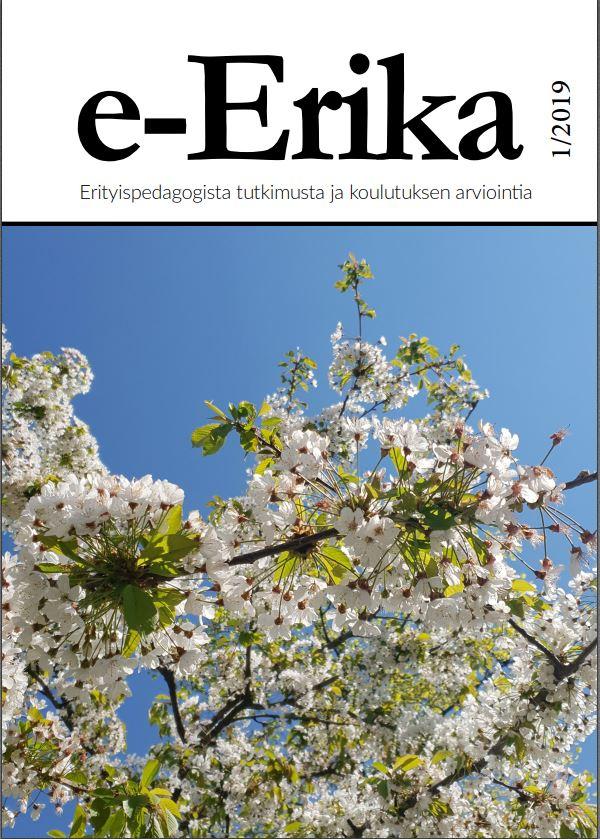 Näytä Nro 1 (2019): e-Erika 1/2019